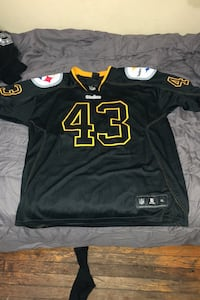 Official NFL Pittsburg jersy Toronto, M5A 2G2
