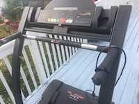 black and gray Pro-Form treadmill Greenville, 29605