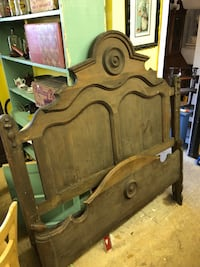 Victorian full size bed Butler, 16002