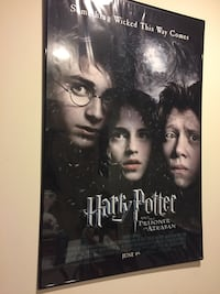 Harry Potter and The Prisoner of Azkaban- Framed Movie Poster Chantilly, 20151