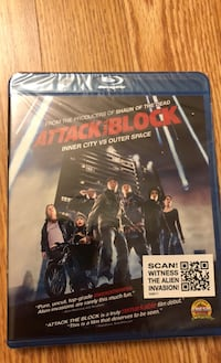 Attack the Block Brand New Blu-ray Los Angeles, 90048