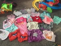 0-3 - 12 months clothing lot