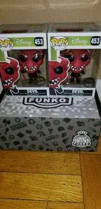 Devil exclusive funko pops $25 EACH  Toronto, M1L 2T3