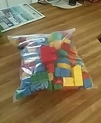 Large bag legos North Fort Myers, 33917