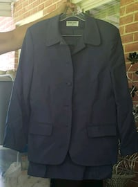 Steel Blue-womans suit-  Martinsburg