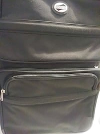 black leather 2-way bag Laval, H7N 6G7