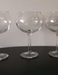 Balloon glasses for wine New Westminster, V3M 0A9