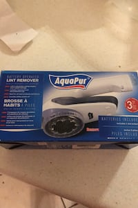 Battery operated lint remover Surrey