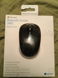 *Brand New* microsoft bluetooth mobile 3600 computer mouse Mississauga, L5E 1G5