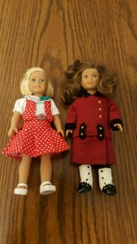 Dolls... porch pick up in Mounds View Mounds View, 55112