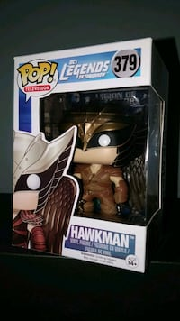 Hawk man funko pop Toronto