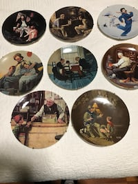 NORMAN ROCKWELL New Collectible wall or decorative Plares Orlando, 32824