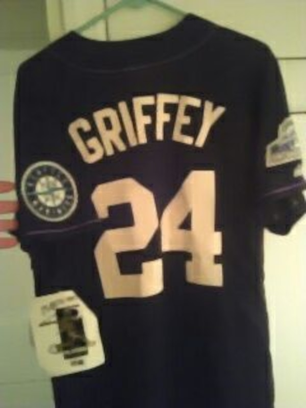 newest 66523 86608 Used Ken Griffey Jr. 1998 All-star jersey for sale in Towson ...