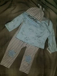 New baby boy outfit djnosaurs size 0-3m  Frederick, 21704