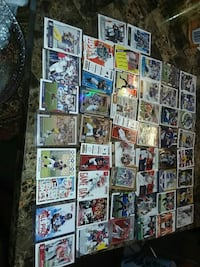 50 ALL PRO FOOTBALL CARDS FOR $50 INCLUDES ROOKIES Worcester
