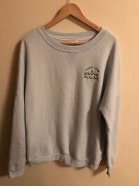 Light blue pullover Vancouver