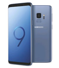 Brand new Samsung Galaxy s9