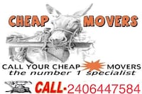 movers Oxon Hill