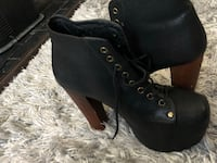 2 pairs Jeffrey Campbell shoes-1 price  Oakland, 94601