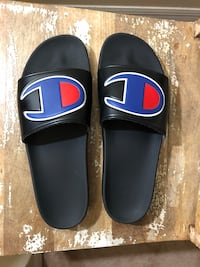 Champion slides great condition barely used size 14 Orlando, 32825
