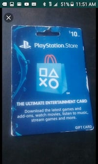 playstation store $10 Long Beach, 90806