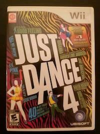 Just Dance 4 for Nintendo Wii  Vaughan, L4L