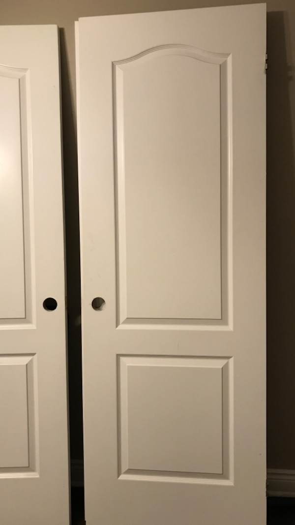 Used New Interior Doors 2 28 Inch Wide By 80 For Sale In Mississauga