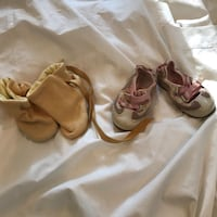 Girls size 5 for a 18 month old 2335 mi