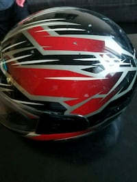 red and black full face helmet Long Beach, 90804