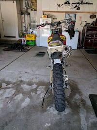 white and black motocross dirt bike Sacramento, 95823