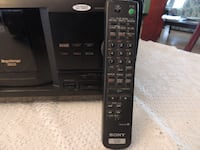 Sony 200 Disc CD Chnager w/remote STAFFORD