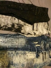 Nice jeans all size 38 Chicago, 60621
