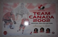 2002 HOCKEY CANADA - OLYMPIC OFFICIAL PIN COLLECTION Toronto, M6E 4J2