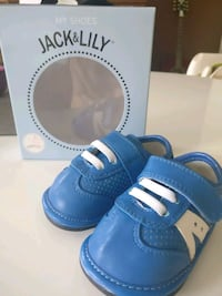 BNIB Jack and Lily Shoes size 6-12 month Markham, L6E 0C2