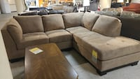 Brown brick sofa Milton, L9T 8L7