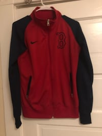 Women's Red Sox Zip-up Lowell, 01852