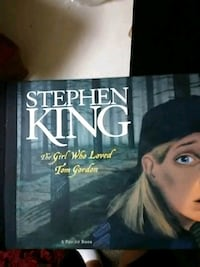 Stephen King pop up book  Canal Winchester, 43110