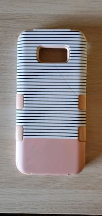 Samsung Galaxy s8+ pink and striped case Sandy, 84070