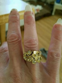 14k SOLID GOLD Diamond ring Halethorpe, 21227