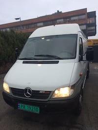 Mercedes - Sprinter - 2006 Oslo