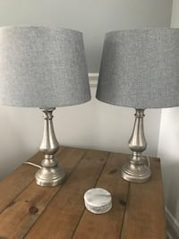 Table Lamps (Qty-2) Bowmanville, L1C 0H9
