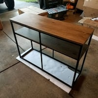 VIE sofa table/ Entry table Galloway, 43119