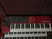 Nord Lead 4 Synthesizer Caferağa Mahallesi, 34710