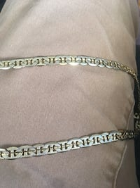 Gold plated necklace  Moncton, E1A 4R3