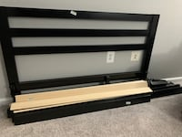 New Queen bed Frame Herndon, 20171