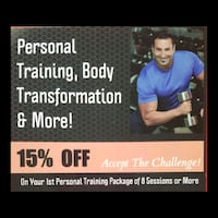Personal training Chevy Chase