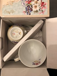 Black Friday Deal: China Cup Set with Saucer  Vaughan, L6A 0V4