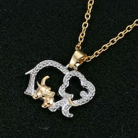 Brand new gold-plated necklace Del City, 73120