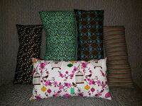 Small handmade throw pillows Everett, 98208