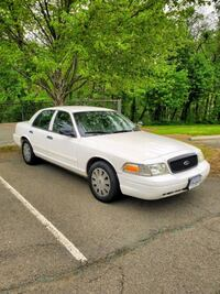 Ford - Crown Victoria police Inspecter - 2010 Alexandria